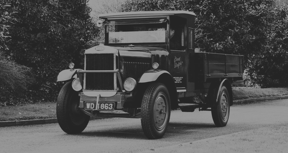 Classic Bathams Truck Restored
